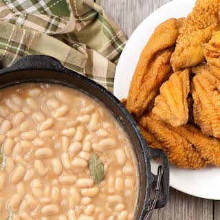 Uncle Tim's White Beans.