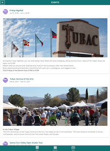 Tubac AZ- screenshot thumbnail