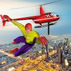 Spider Hero Gangster Crime Battle icon