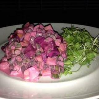 "Peruvian Russian Salad – ""Ensalada Rusa"""