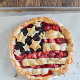 Strawberry Blackberry Desserts Recipes.