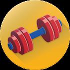 Fuerza Diaria. Gimnasio, Musculacion & Pesas icon