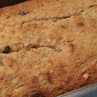 Almond Flour Banana Bread.