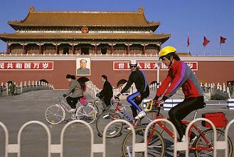 Photo: Arriving in Beijing ©Joseph Kugielsky
