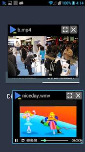 MultiWin Player screenshot