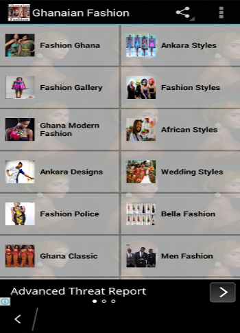 Ghanaian Fashion