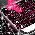 Pink Laser GO Keyboard