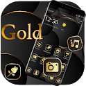 Gold Black Business For Mate 20 icon