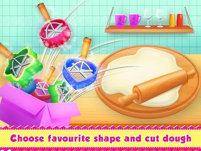 Sweet Donut Shop - Kids Cooking Games - náhled