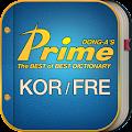 Download Prime French-Korean Dictionary APK