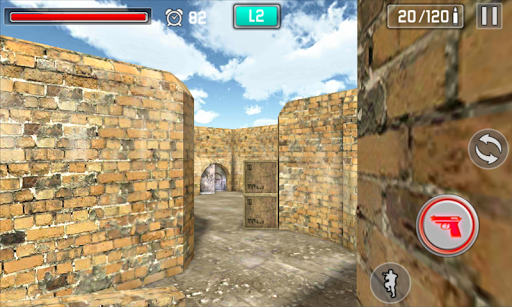 Gun Shoot War - screenshot