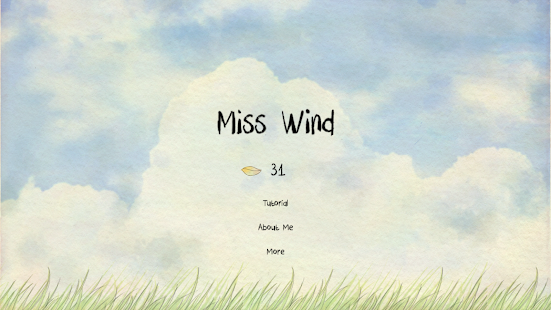 Miss Wind - náhled