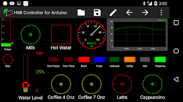 HMI Controller for Arduino - Paid Android app | AppBrain