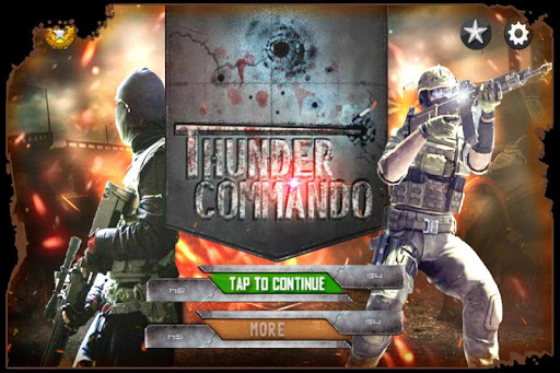 Thunder Commando:SWAT Sniper