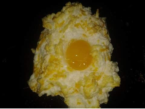 Egg Clouds Recipe