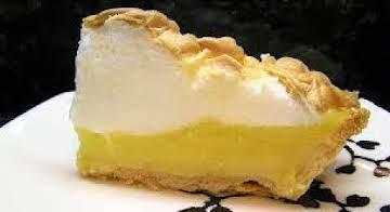 Grandmas Best-Ever Lemon Meringue Pie
