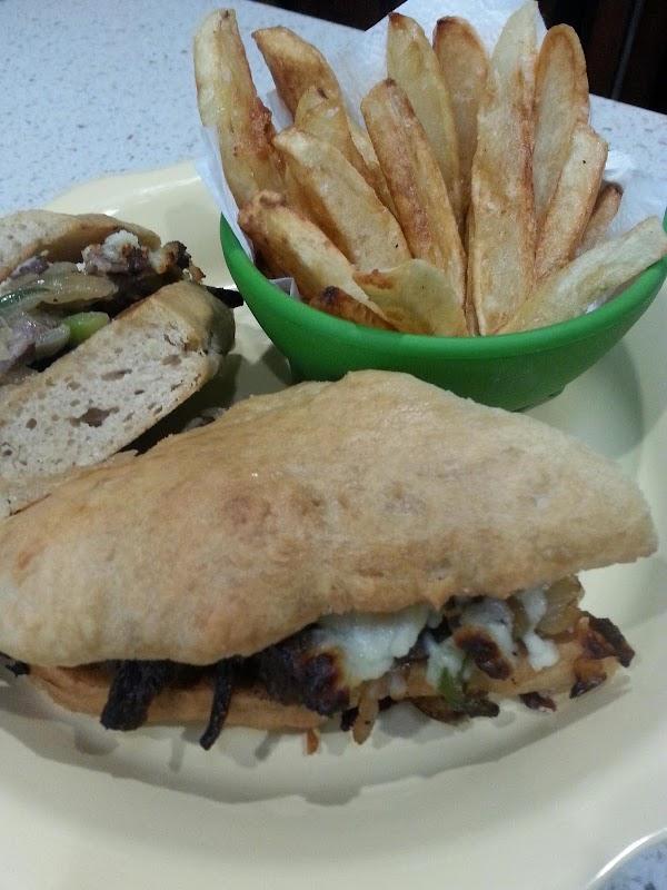 Steak Sandwiches On Ciabatta Rolls Recipe