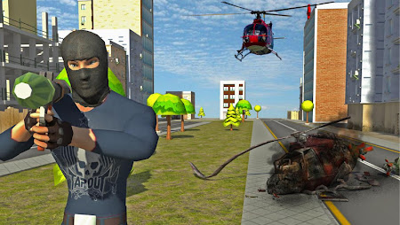 Real Gangster Christmas Crime 1.5 screenshot 905777