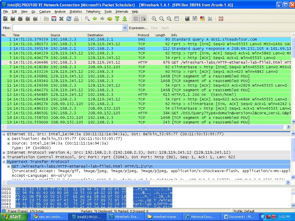 Wireshark 1 6 - Wireshark filter destination port ...