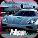 Supercar HD Wallpaper icon