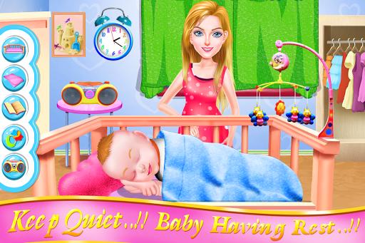Babysitter Daycare Practice  screenshots 3