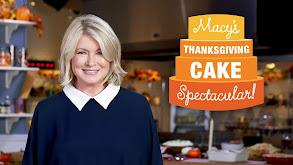 Macy's Thanksgiving Cake Spectacular thumbnail