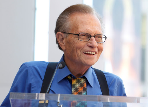 U.S. television host Larry King dies aged 87 - CNN