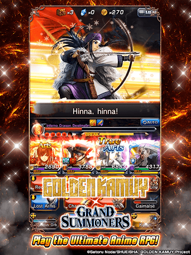 Grand Summoners - Anime Action RPG modavailable screenshots 19