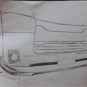 ハイエースバン GDH201V SGL2WD 31年式のカスタム事例画像 RINAさんの2020年07月02日19:25の投稿