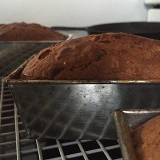 Mini loaf Banana bread.