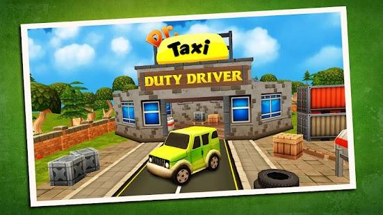 DrTaxi-Duty-Driver