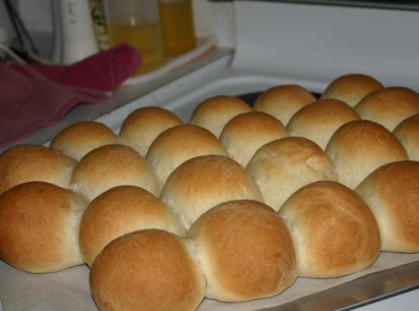 Pennsylvania German Rusks (rolls) Recipe