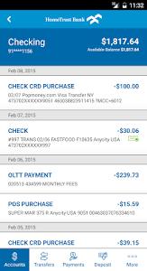 HomeTrust Mobile Banking screenshot 3