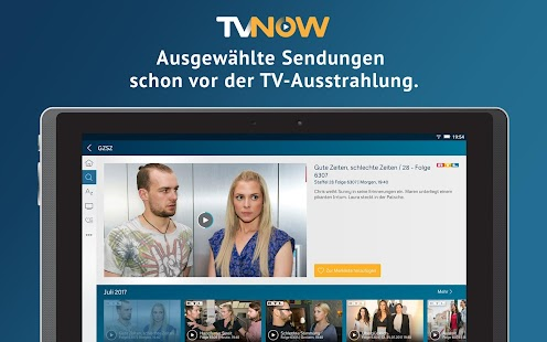 TV NOW PLUS – Miniaturansicht des Screenshots