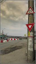 Photo: Calea Victoriei la intersectie cu Str. Stefan cel Mare si cu Str. Constructorilor - 2018.03.29