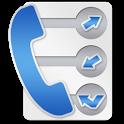 Fake Call Log icon