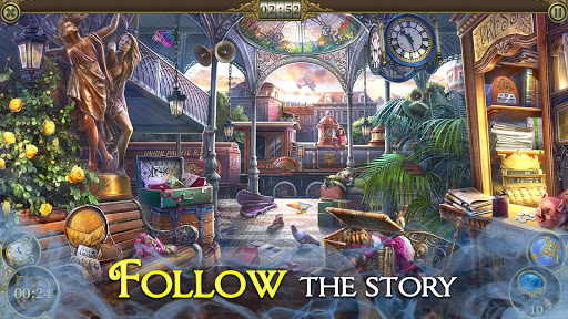 Hidden City: Hidden Object Adventure 1.37.3700 screenshots 9