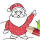 Christmas Coloring Game - Learn Colors for kids Download on Windows