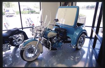 Photo: Harley Davidson - Daytona beach Floride