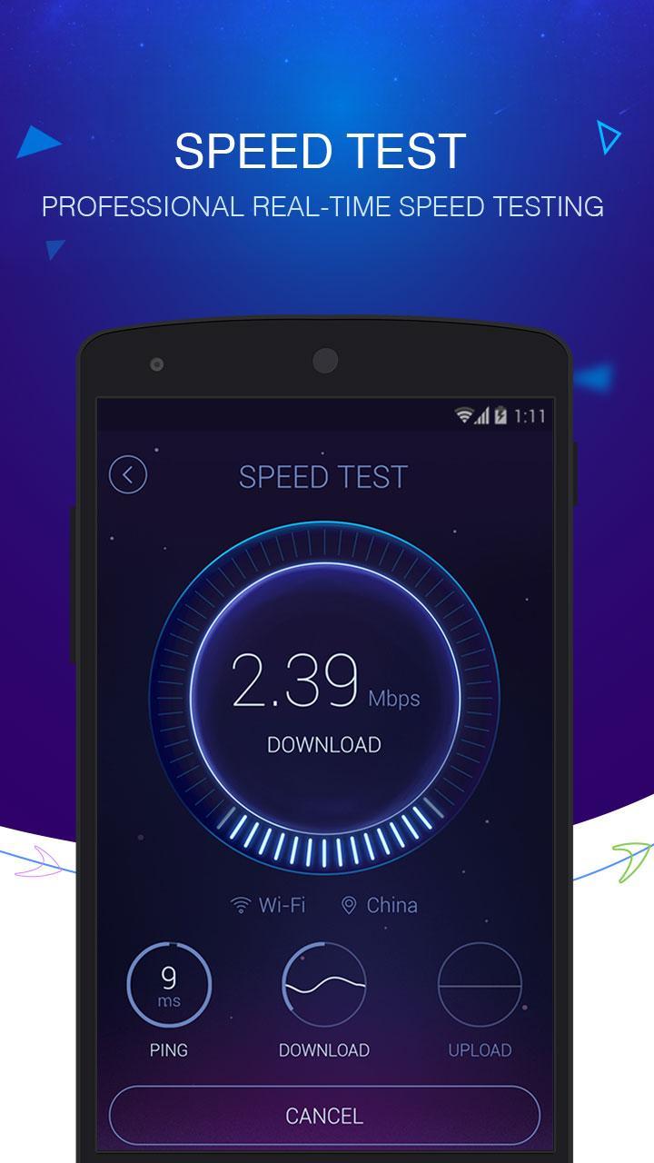 DU Speed Booster & Cleaner screenshot #3
