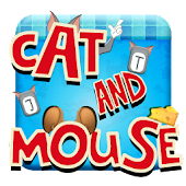 Cat and Mouse keyboard theme
