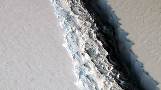 Antarctica: Scientists unimpressed by new iceberg, dwarfed by 1956 iceberg
