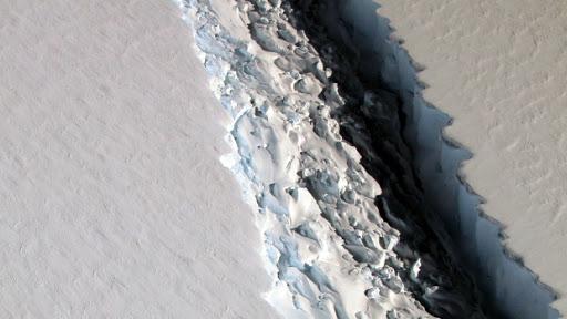 Antarctica: Scientists unimpressed by new iceberg, dwarfed by 1956 iceberg