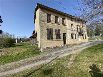 maison à Chavanat (23)