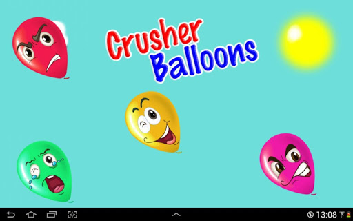 Crusher Funny Balloons