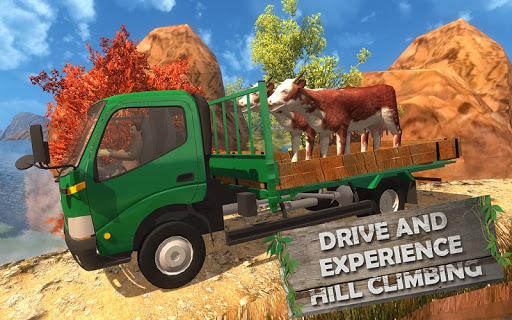 無料模拟Appのヒルクライム家畜輸送|HotApp4Game
