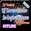 Lagu DJ Karna Rindu Sa Ingin Bertemu Offline icon