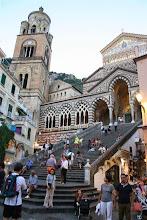 Photo: 10 agosto 2014, Duomo di Amalfi