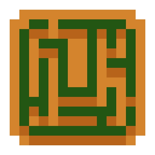 Maze: Retro Quest