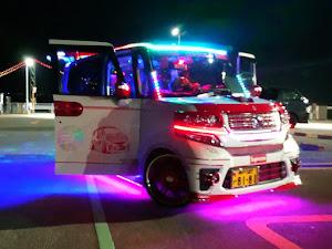 Nボックスカスタム JF1 ModuloXのカスタム事例画像 Kazukun81@King of streetさんの2019年01月17日04:01の投稿